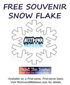 Snowflake Coupon